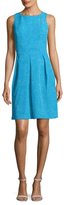Anne Klein Drop Waist T-Shirt Dress