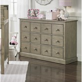 Fisher-Price Signature RTA 6 Drawer Double Dresser Color: Vintage Gray