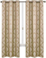 Asstd National Brand Geneva 2-Pack Grommet-Top 76X95 Curtain Panels