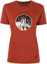 Coach Spaceship Applique T-shirt