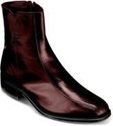 Mens Leather Dress Boots - ShopStyle