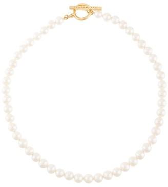 MEADOWLARK Fob pearl necklace