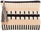 Shiraleah Norris Woven Zip Pouch