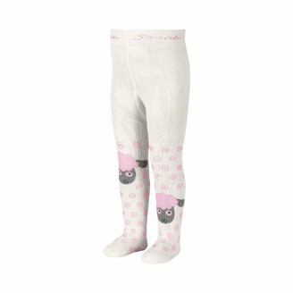 Sterntaler Girl's Strumpfhose Schaf Tights