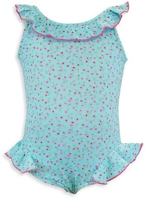 Florence Eiseman Baby Girl's Mini Floral Print One-piece Swimsuit