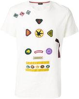 Diesel multi patch T-shirt