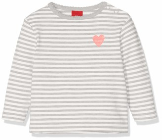 S'Oliver Baby Girls' 65.908.31.7495 Long Sleeve Top