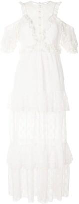 Alice McCall Mamacita lace maxi dress
