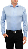 Canali Dobby Diamond Shirt