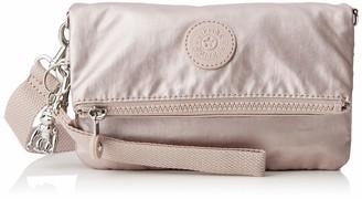 Kipling Lynne Women's Shoulder Bag 20 x 12.5 x 2.5 cm Grey Size: One size