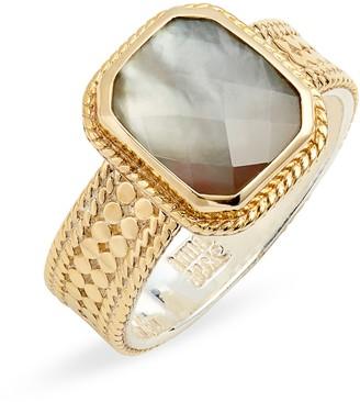 Anna Beck Cushion Stone Ring
