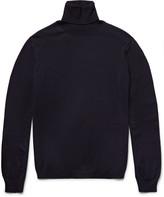 Boglioli - Virgin Wool Rollneck Sweater