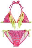 Billabong Hippie Grom Two-Piece Swimsuit (Little Girls)