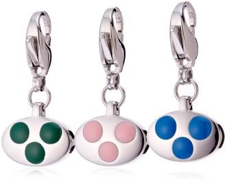 Swatch Bijoux Women s Charm Set of 3 Jewellery Artful Ways PO- Flow! Pearl JMD006U