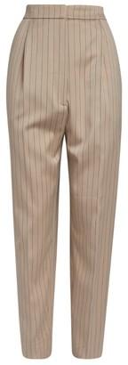 MUNTHE Ed Stripe Trousers