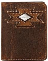 Ariat Southwest Cutout Bi-Fold Wallet
