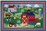 Fun Rugs Fun RugsTM Olive KidsTM Country Farm Rug - 19'' x 29''