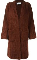 Chloé oversized cardigan coat
