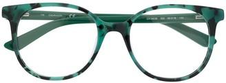 Calvin Klein Round Glasses Frames