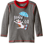 Hatley Hangin Out Tee (Toddler/Little Kids/Big Kids)