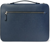 Dunhill Cadogan Full-grain Leather Portfolio