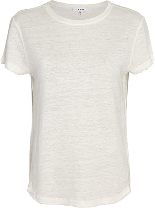 Frame Easy True Linen T-Shirt
