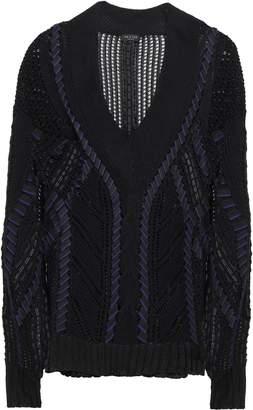 Rag & Bone Lucie Crochet-knit Sweater