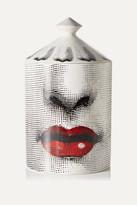 Fornasetti Bacio Scented Candle, 300g - White