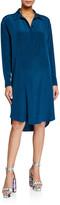Diane von Furstenberg Aliana Silk Shirtdress