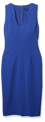 Black Halo Women's Coral Sheath Dress