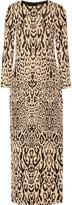 Temperley London Long Honare cloqué gown