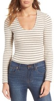 Madewell Women's Stevie Stripe Bodysuit