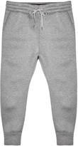 Helmut Lang Grey Mélange Modal Jogging Trousers