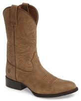 Ariat Men's Heritage Hickok Trail Cowboy Boot