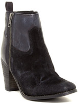 Rebels Shelby Suede & Leather Ankle Boot