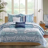 Nobrand No Brand Jensen 6 Piece Quilted Coverlet Set
