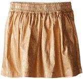 Little Marc Jacobs Fancy Iridescent Twill Skirt (Toddler/Little Kids)