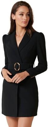 Forever New Monica Belted Blazer Dress