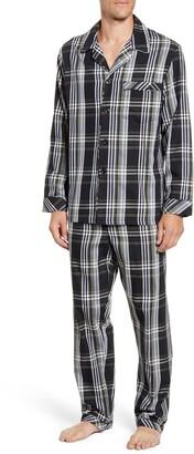 Majestic International Baxter Plaid Cotton Pajamas