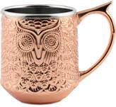 Thirstystone Cladded Copper Owl Mug