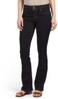 High Waist Skinny Boot Jeans