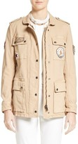 Belstaff Women's Hoghton Cotton Drill Jacket