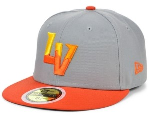 New Era Little Boys Las Vegas Aviators 59FIFTY Fitted Cap
