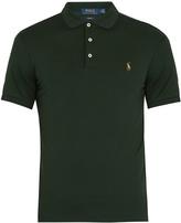 Polo Ralph Lauren Slim-fit pima-cotton polo shirt