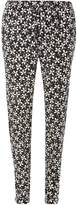 **Tall Floral Joggers