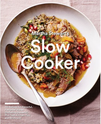 Penguin Random House Martha Stewart's Slow Cooker Cookbook