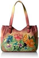 Anuschka Medium Shoulder Bag DPF