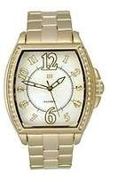 Tommy Hilfiger Abigail -Tone Barrel Mother-Of-Pearl Dial Women'S Watch