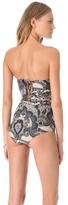 Zimmermann Collision One Piece Swimsuit