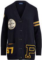 Polo Ralph Lauren Collegiate Boyfriend Cardigan